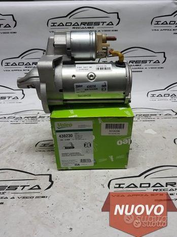 Motorino Avviamento Focus 1.6 TDCI 30659478