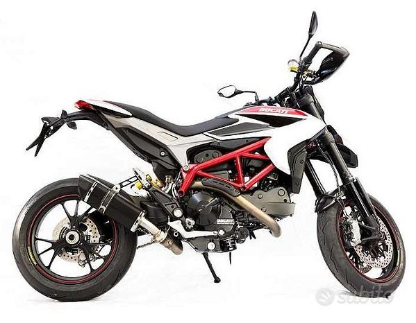 Projsix Titanium Black Ducati Hyperstrada 939