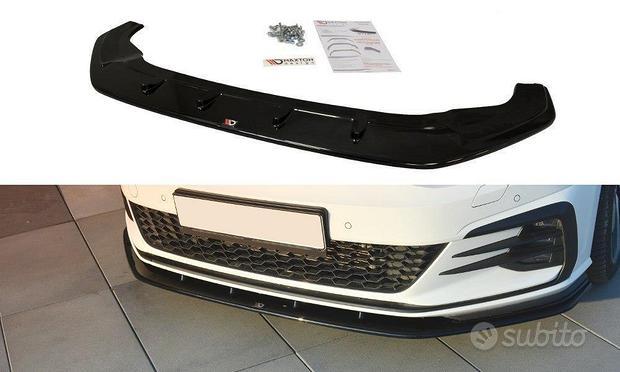SPLITTER ANTERIORE VW GOLF VII GTI FACELIFT V.1 NE