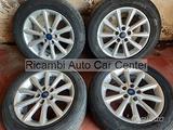 4 cerchi in lega 16 originali ford focus cmax