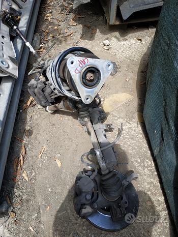 Sospensione captur dx e sx diesel