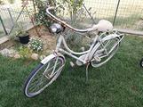 Bicicletta bianchi da restaurare
