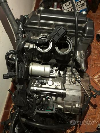 Motore Honda Africa Twin crf 100