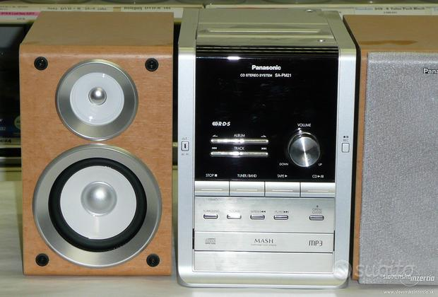 Mini HI-FI Panasonic SC-PM 21 - NUOVO