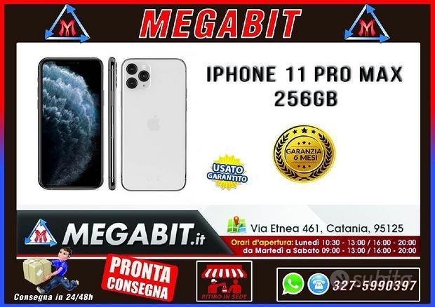 IPhone 11 PRO MAX 256Gb BIANCO con garanzia