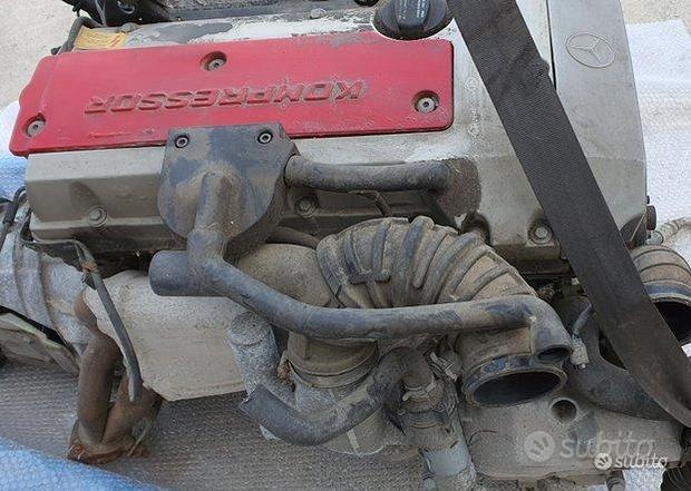 Motore Mercedes SLK R170 2.0 codice R1110112201
