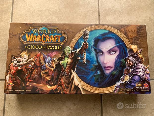 World of warcraft gioco da tavolo
