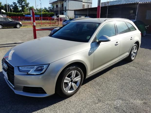 Audi a4 avant 2.0 tdi 150cv finanzio - 2016