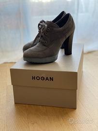 Hogan n.37 scarpe francesine tacco alto - Abbigliamento e ...