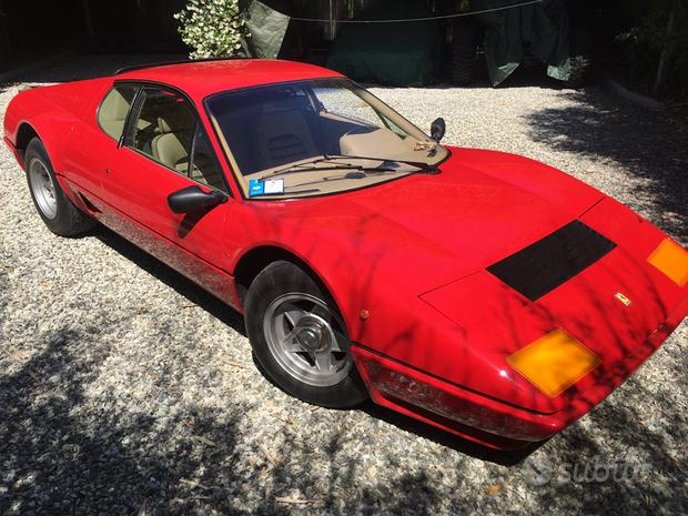 Ferrari 512 bb - 1978