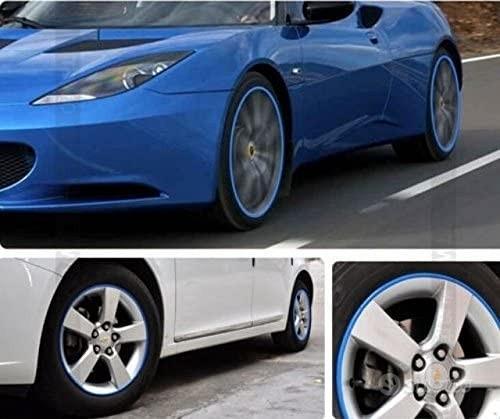 Anello Protezione Cerchi in lega BLU per SEAT