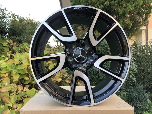 CERCHI MERCEDES 18 - 19 - 20 MADE IN GERMANY