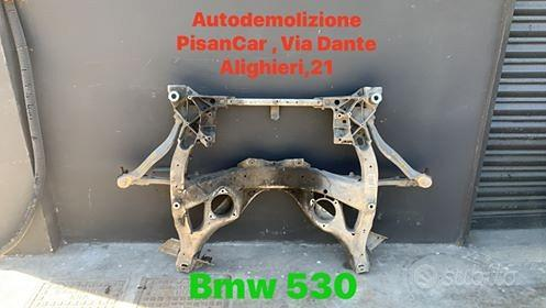 Culla motore bmw 530