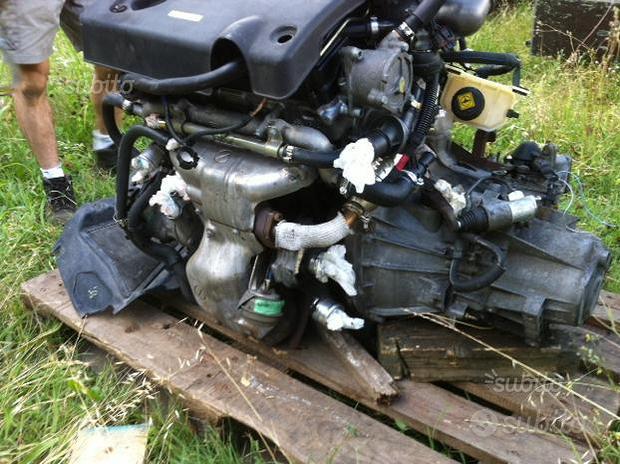 Motore cambio completo 1,9 jtd turbo diesel