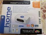Phonopreamp vinyl terratec