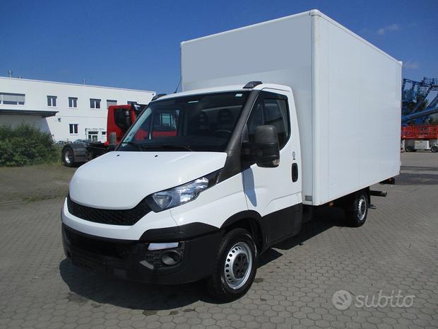 Iveco Daily 35S15 furgone e sponda