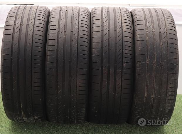 4 Gomme Continental estive 225 45 19 96W