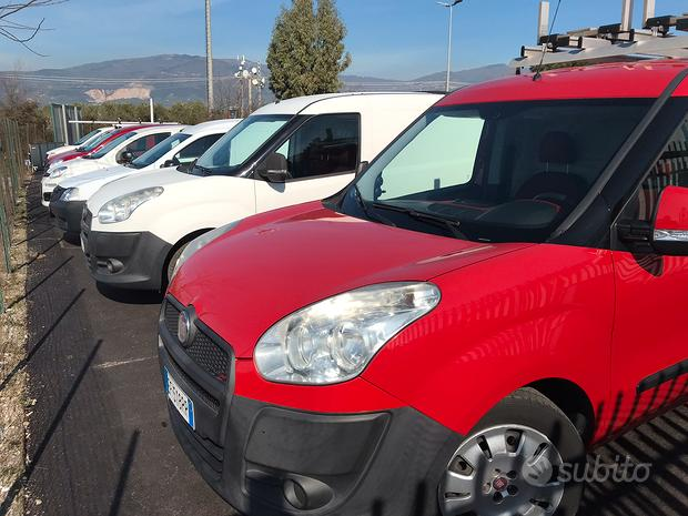 Vasta gamma di veicoli commerciali