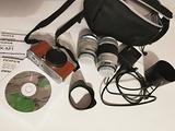 Fujifilm X-M1 + 16-50 + 50-230 + borsa