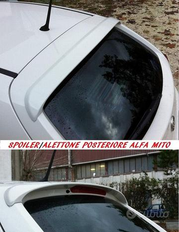 Spoiler posteriore Alfa Romeo Mito