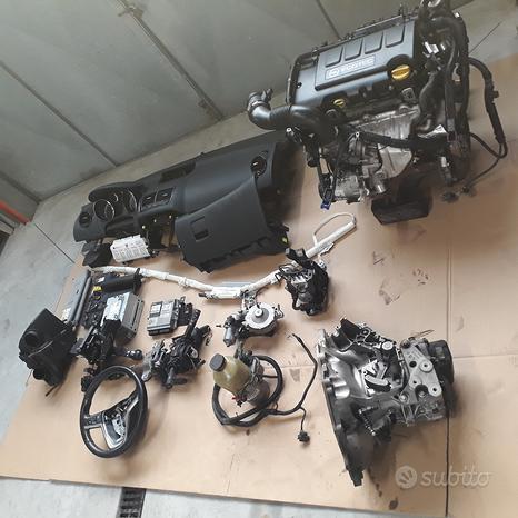 Opel meriva gpl ricambi airbag motore b14nel