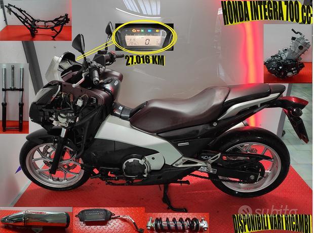 HONDA INTEGRA - 700 cc - 2013 x RICAMBI