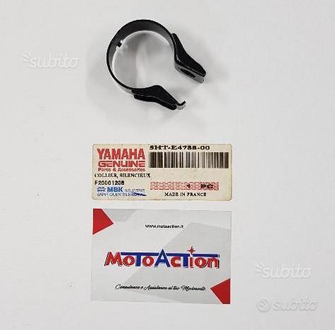 Fascetta Marmitta Yamaha MAJESTY 125 - 150 - 180