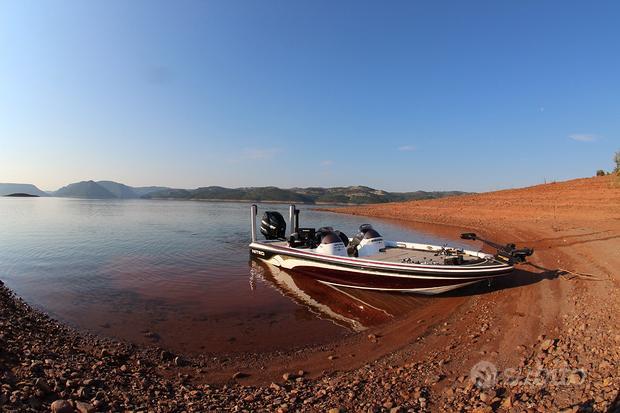 Bass Boat NITRO 929 mercury 250 Optimax
