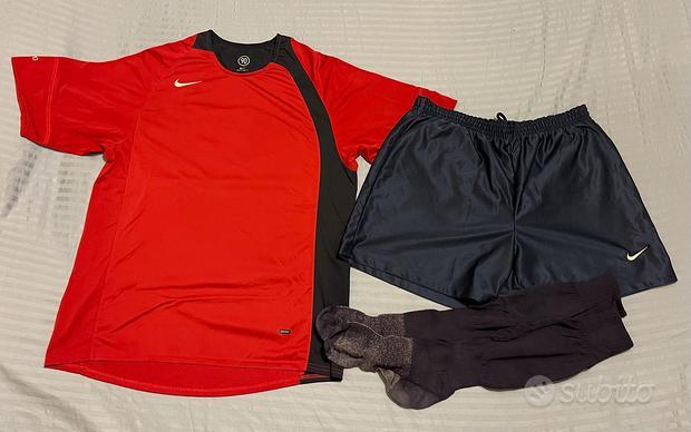 Set completo calcio calcetto Nike Total 90 Origina