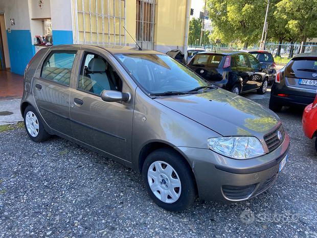 FIAT Punto 1.2 8V 44KW DYNAMIC 5P GPL FINO AL 2031