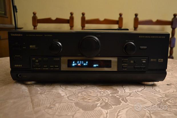 Technics SA-DX950 Sintoamplificatore AV Dolby 5.1