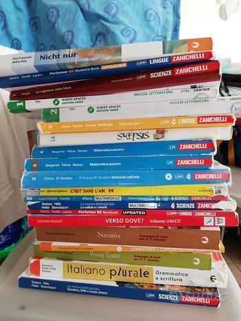 Libri scolastici liceo linguistico