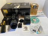 Kit Fotocamera Nikon D3100 + zoom Nikon AFS 18 55