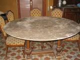 Tavolo in Marmo - Pezzo unico
