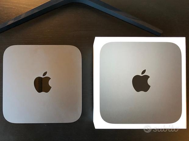 Apple Mac mini (2018) con Intel i5 6 core