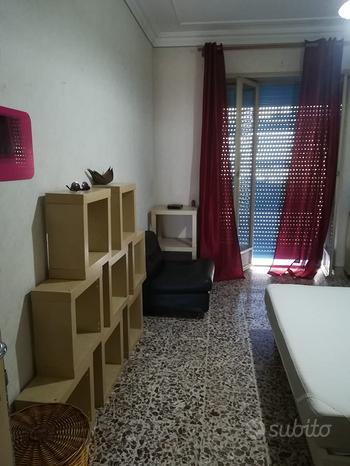 Locasi n°2 camere singole a catania centro