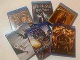 DVD film campioni di incasso in blu ray