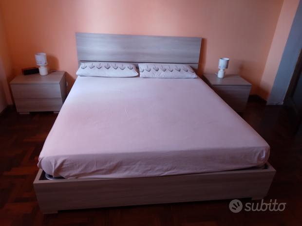 Camera matrimoniale ,bagno, divano letto