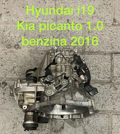 Cambio hiundai i 10 e kia picanto 2016 1.0 benzin