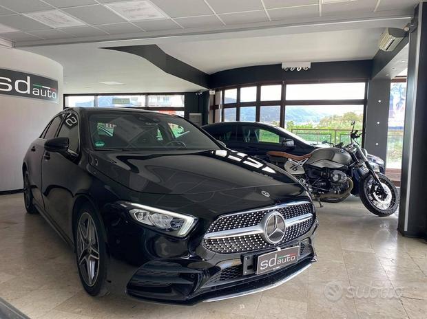 Mercedes Classe A 200 D PREMIUM AMG