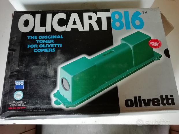 Toner olivetti 816