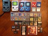Console giochi gameboy classic color Advance ds