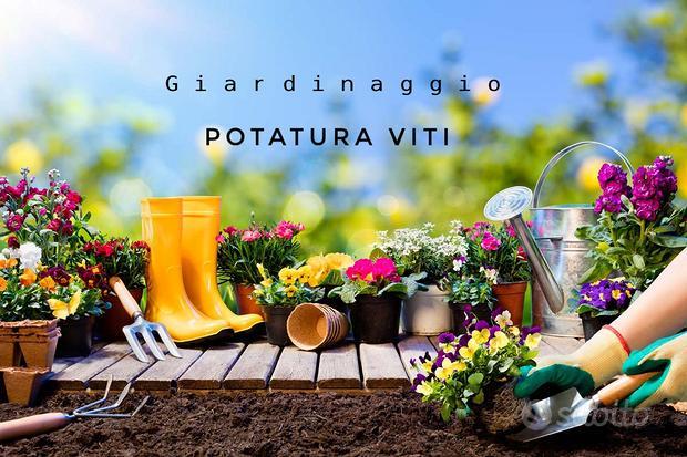 Giardinaggio & Viti