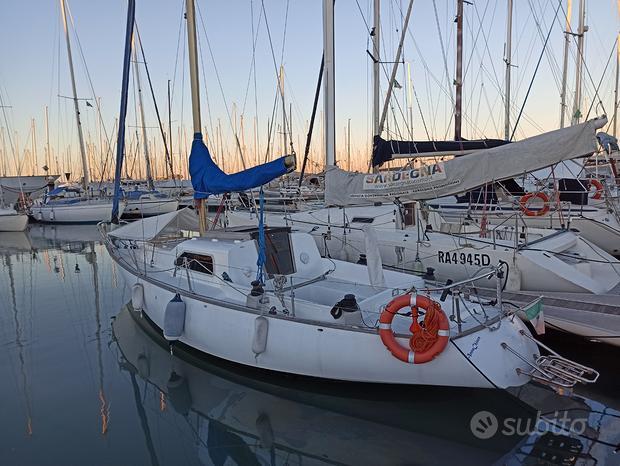 Barca a vela AIKIDO 30 CNSO France