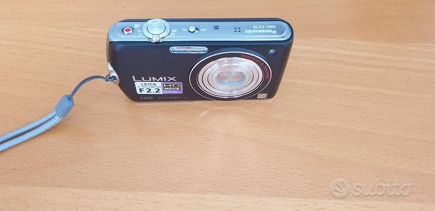 Macchina digitale Panasonic dmc fx-70