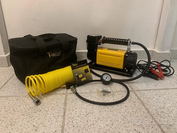 Compressore T-MAX ad aria 12 V 160 Lpm