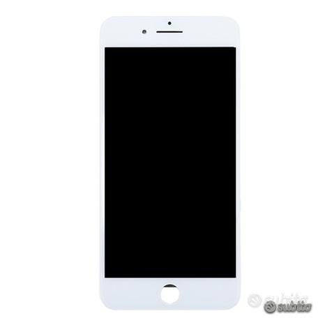 Lcd iphone 8 bianco Tripla A