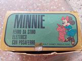 MEBETOYS ferro da stiro Minnie Walt Disney