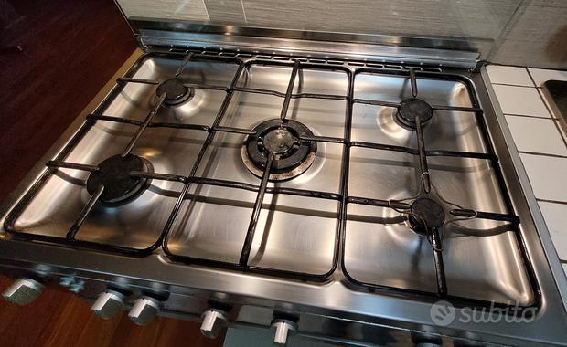 Cucina forno professionale acciaio