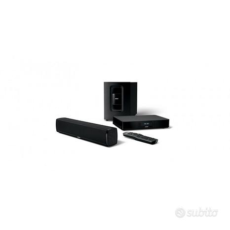 Bose Cinemate 120 home theater
